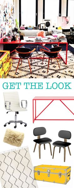 get the look jenna lyons office