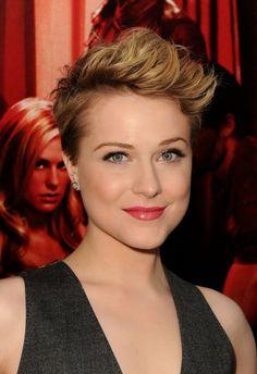 Rough edged short haircuts for women