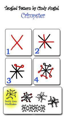 : Tangle Pattern