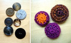 How to Crochet a Button - CraftStylish