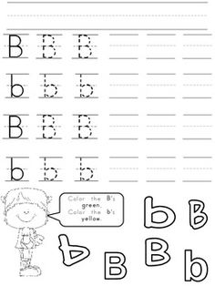 Alphabet All-Stars Handwriting Practice Pages $