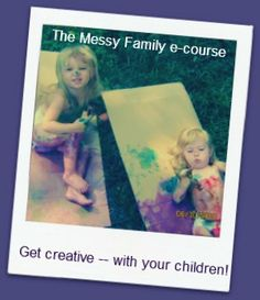 Back-to-school isn't just for the kids. What about the parents? If you want to learn new ways to be creative this course is for you. If you long to be a writer someday this course will teach you how to put those dusty ideas into action while giving your whole family creative inspiration as well. All is for ...pay what you want. Seriously.