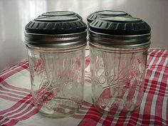 How to Make Solar Canning Jar Lanterns