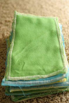 diy cloth wipes and homemade wipes solution tutorial  homemadeginger.com