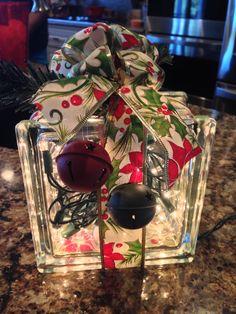 block light, glass blocks with lights, gift stuff, light bulb