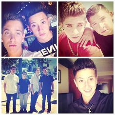 | omg your seriously killing me | you guys are PERFECT |  Mikey Fusco Madison Alamia  Jason Smith  Louis Dipippa