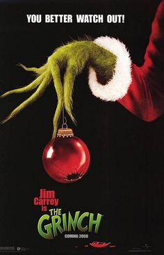 The Grinch holiday, film, christma movi, poster, christmas, christma 2000, favorit movi, stole christma, grinch stole