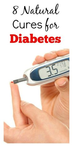 8 Natural Cures for Diabetes