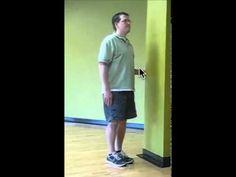 Frozen Shoulder Stretching Exercise