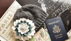 Embellish This! Hat - Free Knitting Pattern