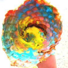 Superman Ice Cream on Pinterest | Rainbow Ice Cream, Colorful Ice Cre ...