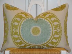 Beautiful Decorative Pillow Cover  135 x 20 by TurquoiseTumbleweed, $45.00