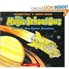 Magic School Bus - Solar System!  The class could read this book as an introduction the science portion of the unit.  I have read it myself and it gives amazing fact for students in a fun and engaging way.