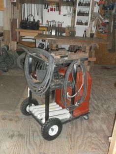 new cart for an old tombstone - WeldingWeb™ - Welding forum for pros and enthusiasts