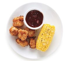 Crispy Popcorn Chicken recipe