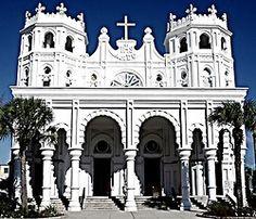 Sacred Hearth Catholic Church - Galveston Texas