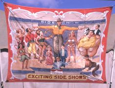 Sideshow World, Side
