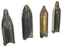 Mustard Gas Bombs used in WW1