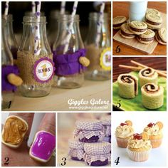 Peanut Butter and Jelly Party Ideas