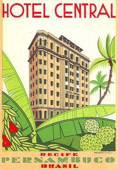 Hotel Central- Recife Pernambuco, brasil.
