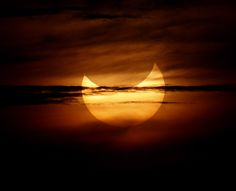Philippines Ring of Fire Eclipse