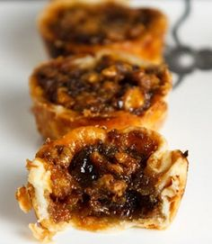 Maple Butter Tarts.