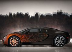 Veyron Grand Sport | Bugatti x Bernar Venet