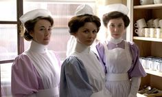 """""""Casualty 1909"""" and its preceding series -- """"Casualty 1906"""" and """"Casualty 1907"""" follow the nurses, doctors and patients in an Edwardian-era emergency room (casualty ward in UK parlance). Not widely seen in North America but very much worth searching out."""
