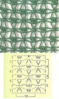 Beautiful openwork # - http://crochetimage.com/beautiful-openwork/