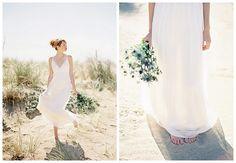 Saja Simple Wedding Dresses
