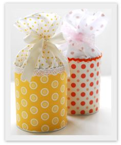 craft, lata, gift packaging, small gift, cooki, gifts, tin cans, gift idea, diy