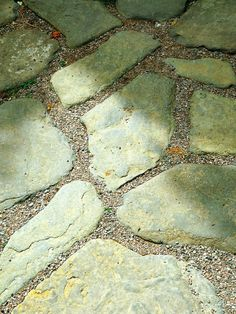 11 Eye-Catching Ways to Pave Your Garden --> http://www.hgtvgardens.com/photos/landscape-and-hardscape-photos/follow-that-path-paving-choices-for-every-garden?s=5&soc=pinterest