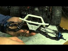 Axial Yeti - Replace and Upgrade Steering Rack