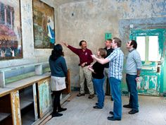 Witnessing Inmate Art in the Catholic Chaplain's Office | Eastern State Penitentiary