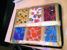 Let kids personalize their tablet cases with decorative duct tape or paint pens to promote ownership.
