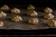 Carrot Oatmeal Cookies, delicious