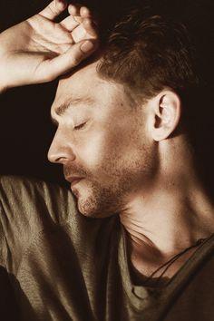Tom Hiddleston. ...again.