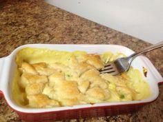 Shattered Moon Chicken Pot Pie Recipe
