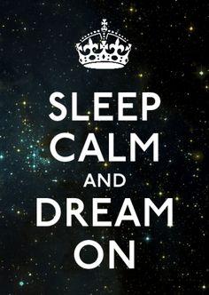 life motto, beds, sleep calm, keepcalm, keep calm