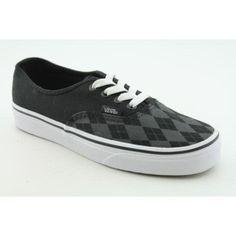 Vans Unisex VANS AUTHENTIC (ARGYLE) SKATE SHOES « Shoe Adds for your Closet