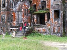 beauti abandon, fantastisch behausungen, abandon dream, timeforgotten place, abandon build
