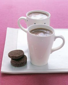 Steamy Hot Chocolate Recipe