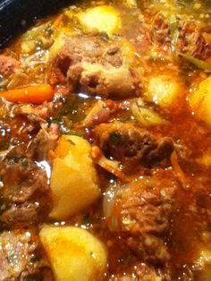 T's Oxtail Stew