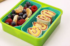 Great article on packing lunches for the kids