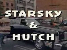 Starsky and Hutch Main Theme