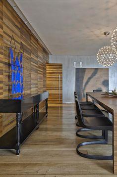 Coziness Meets The Big City: L.A. Apartment by David Guerra