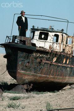 The Dry Aral Sea - Uzbekistan