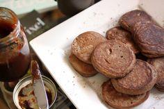 Gluten-free Pumpkin Spiced Pancakes