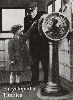 Captain Smith of Titanic