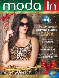 Revista MODAIN COLOMBIA C15-16.